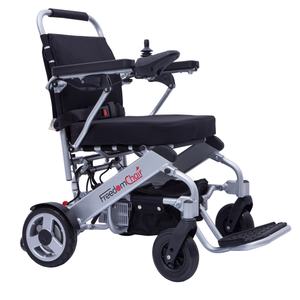 Lightweight Folding Brushless Motor Electric Power Wheelchair
