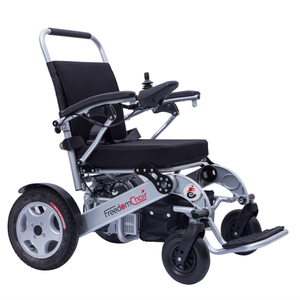 Foldable Lightweight Brushless Motor Electric Power Wheelchair